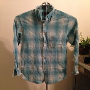 Men's Pendleton Shirt 100% Virgin Wool Sz L